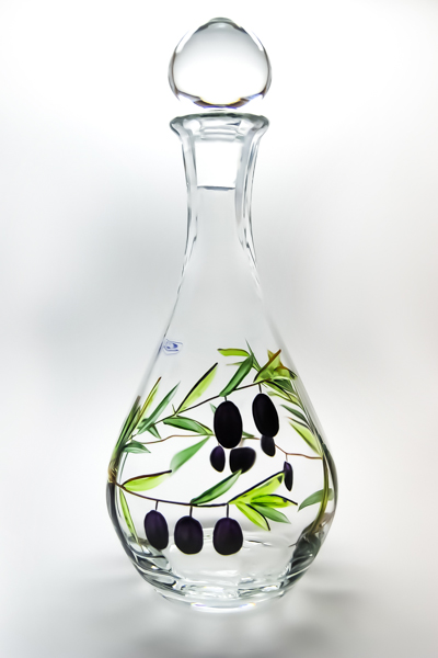 901 Oliva Wine Decanter