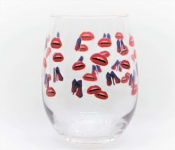Customized Stemless Glass